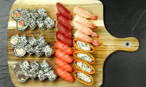 Sushi box 40