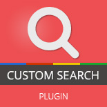 Google Custom Search WodPress Plugin