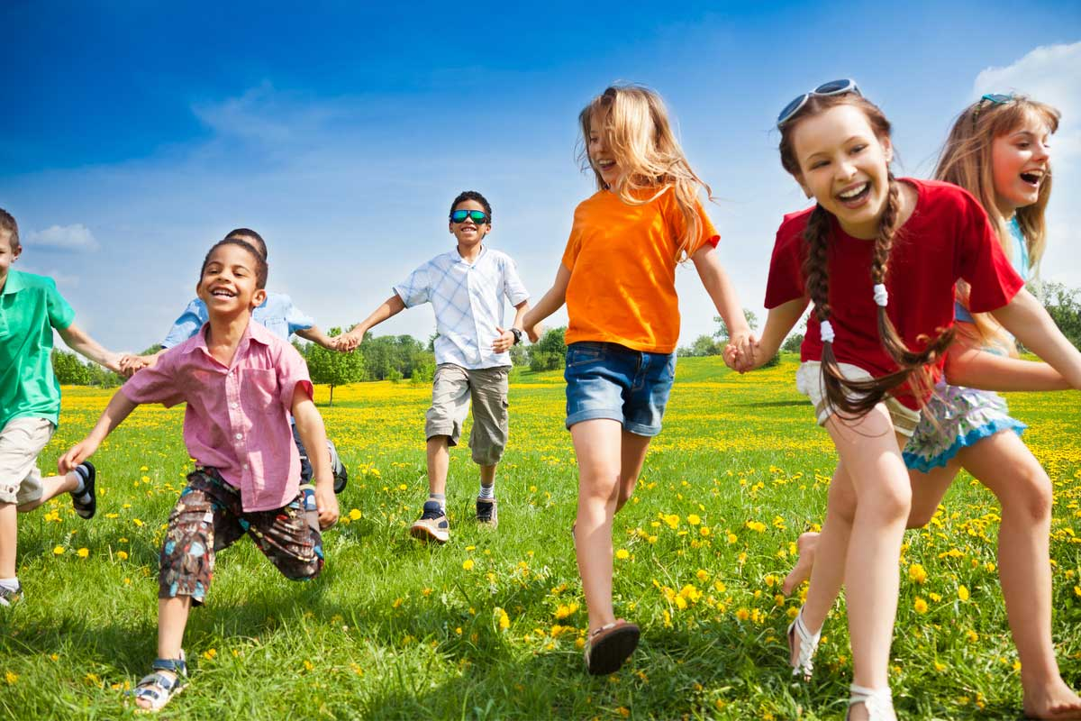 Best Groups Games For Children