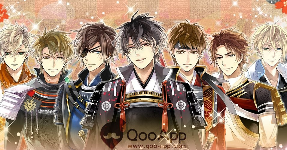 Romance mobile game Ikemen Sengoku is getting an anime adaption