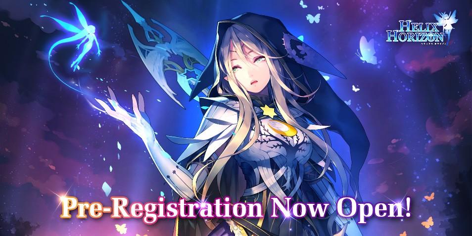 Trust your instincts, Helix Horizon pre-registration now available!