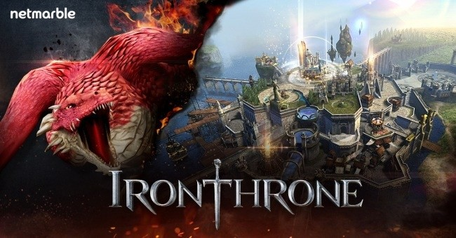 Netmarble's MMO Strategy Game Iron Throne Pre-Registration Starts Now!