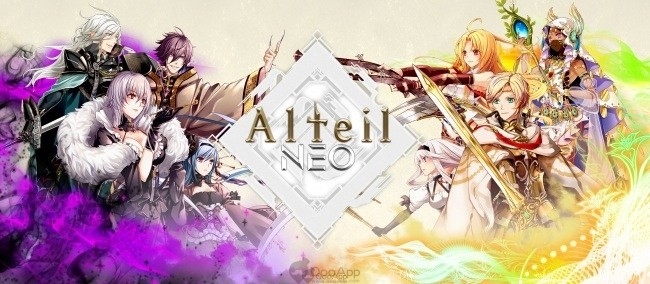 New Alteil NEO Key Visuals and Cards Revealed!
