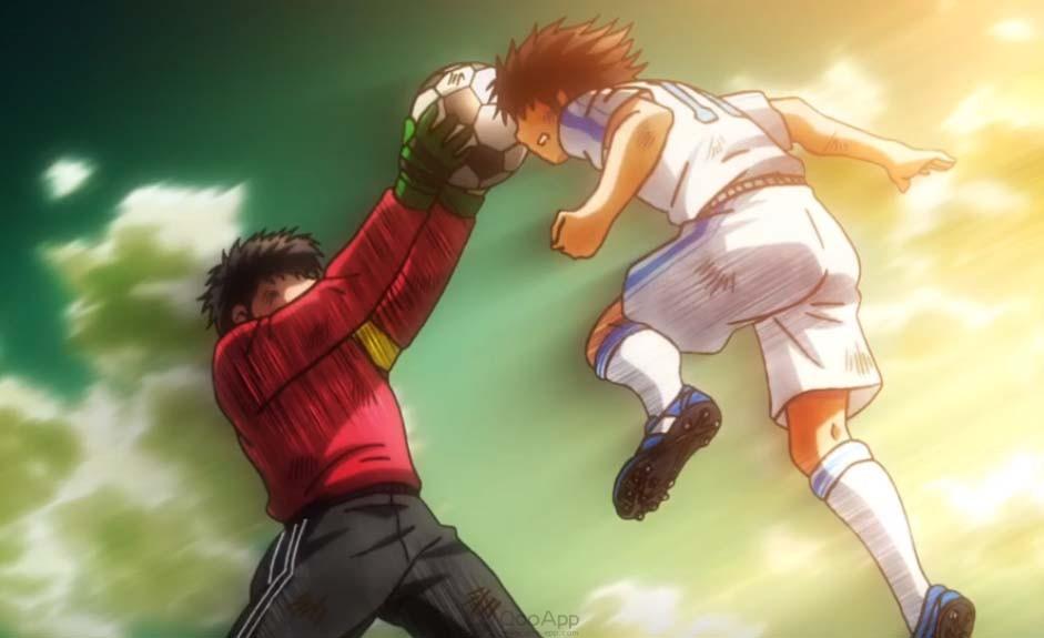Captain Tsubasa EP 9: Manga Comparison