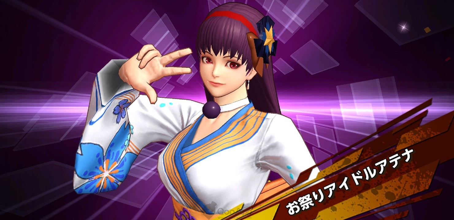 Tips for the New Summer Athena Event in KOF: ALLSTAR