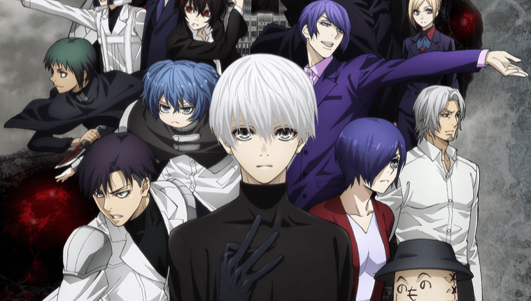 The end of Tokyo Ghoul:re! Final season opens on 9th October