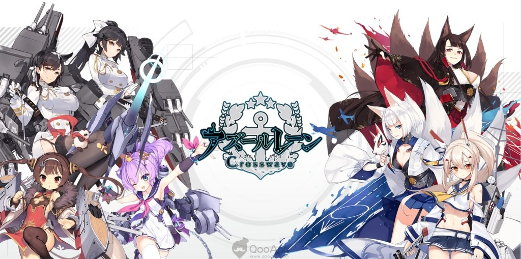 Azur Lane Crosswave Official Website Launched Game Set for 2019
