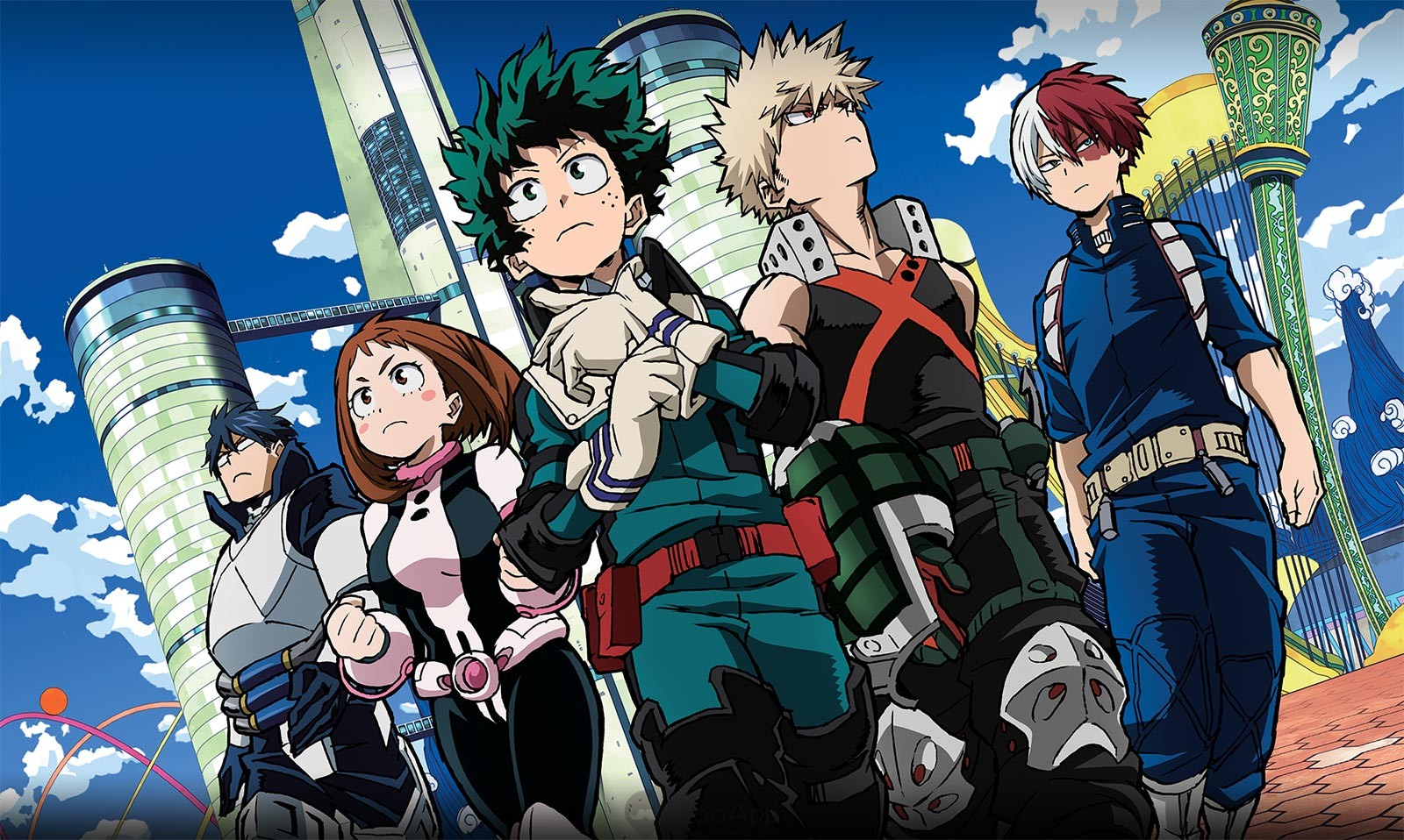 My Hero Academia Smash Rising Coming 19/10