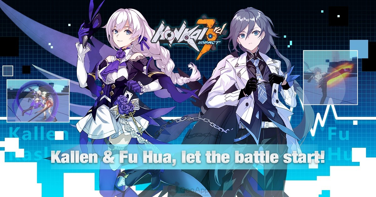 Honkai Impact 3rd Major Content Update Rogue and Square - Ice and Haymakers!