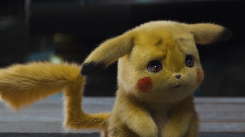 Pokémon Detective Pikachu Reveals Fluffy Pikachu!