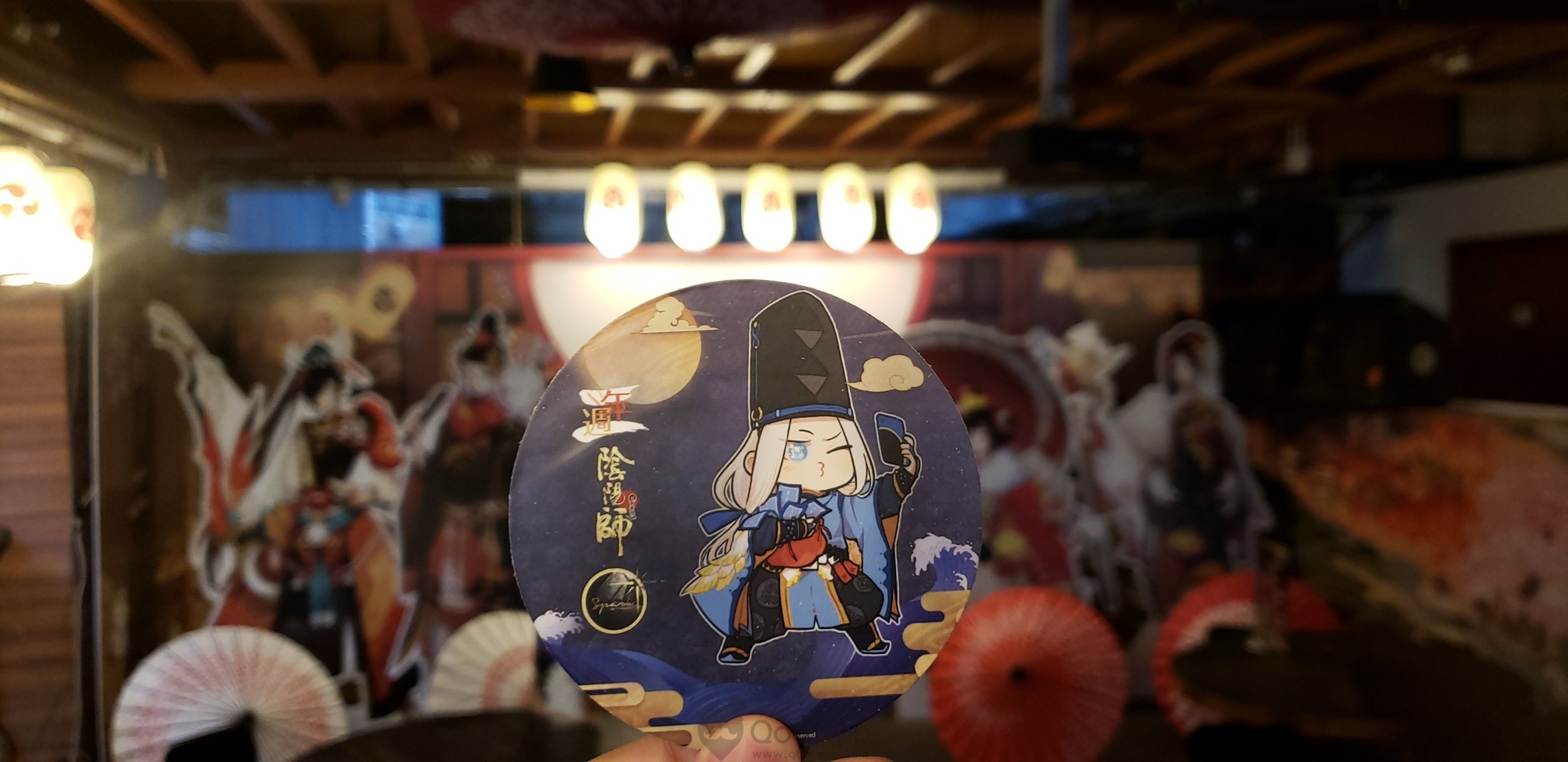 Onmyoji-Themed Restaurant @ Hong Kong!