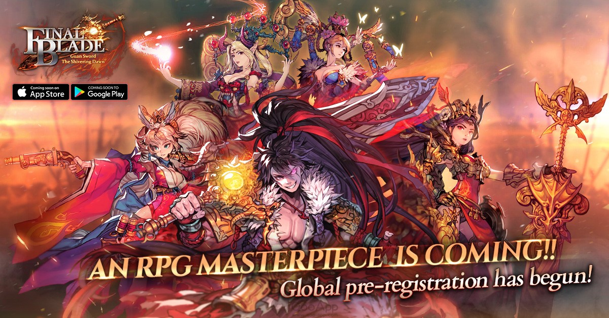 Final Blade: Global Pre-Register Begins with QooApp Exclusive Rewards!