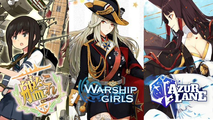 War Ship Girls Battle: Which Game Suits You?