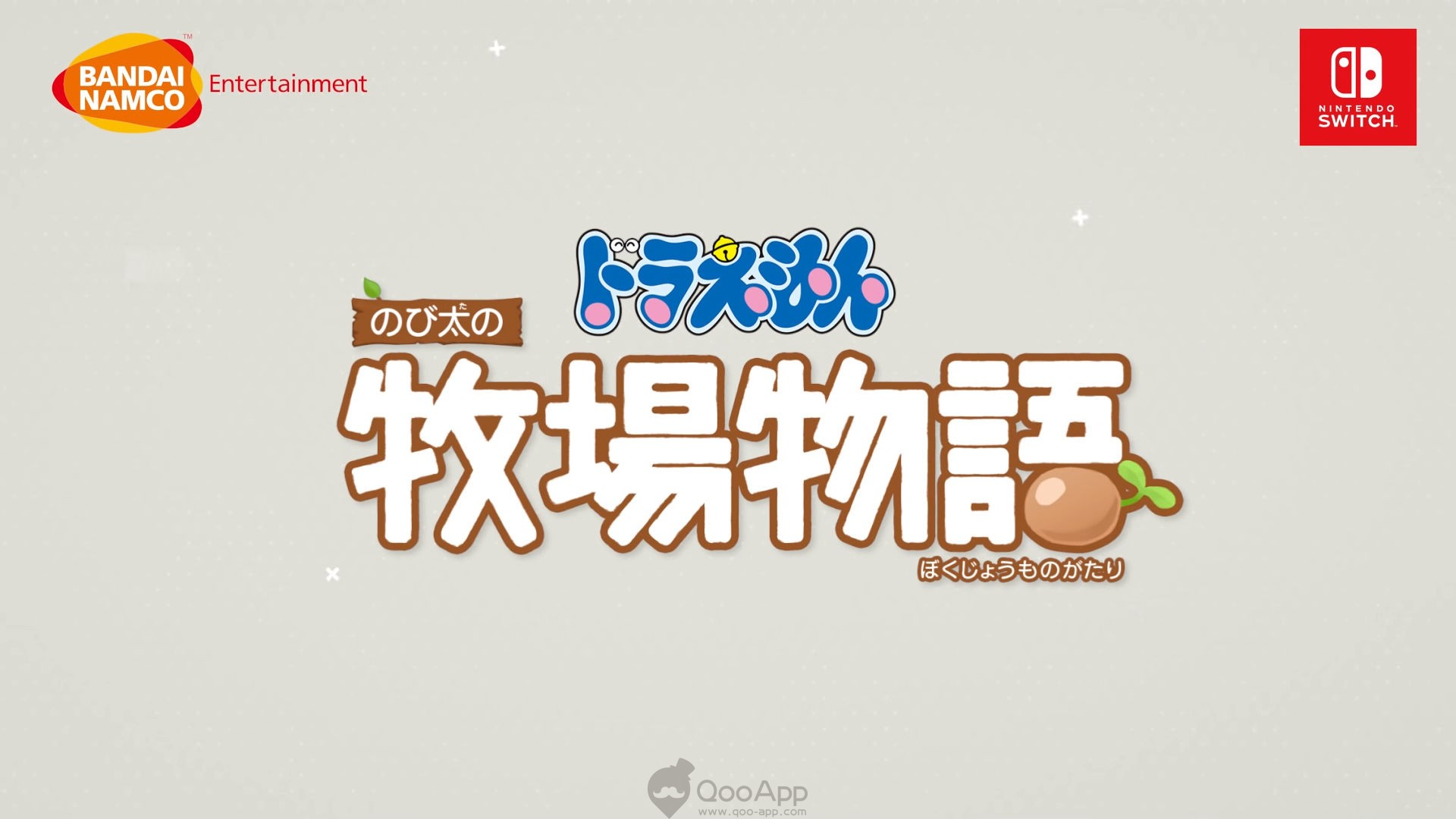 Two Classics Combined Doraemon x Story of Seasons Game Revealed