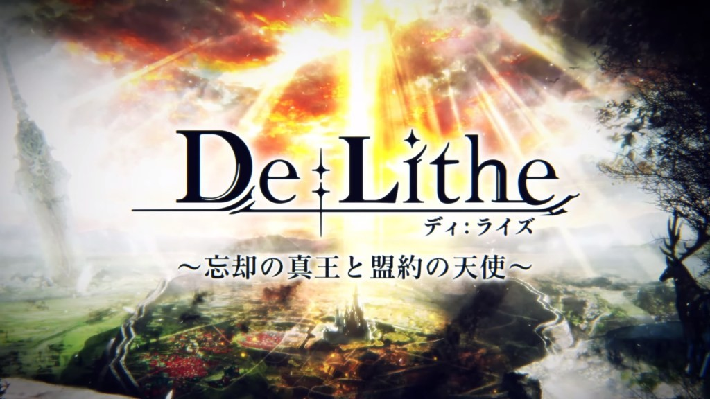 Mobile SRPG De:Lithe Official PV Released