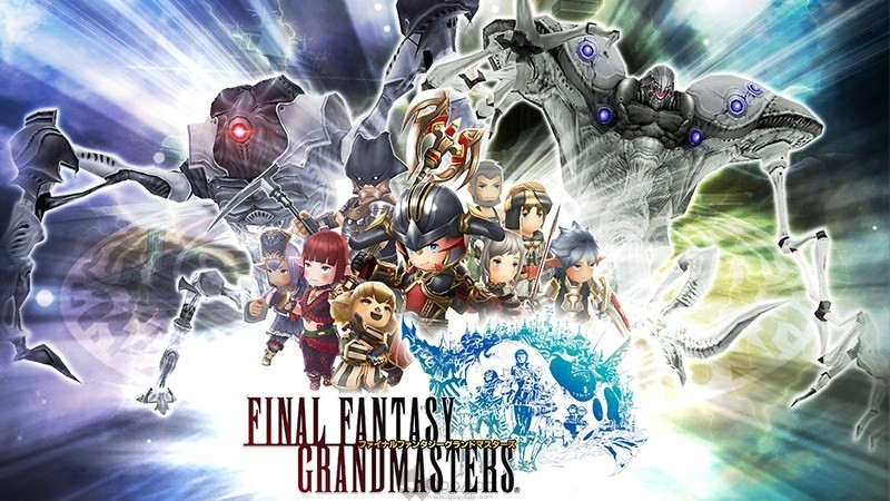 Final Fantasy Grandmasters Service End Announced!