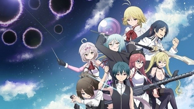 Trinity Seven Mobile Spin-Off Game Core System Revealed