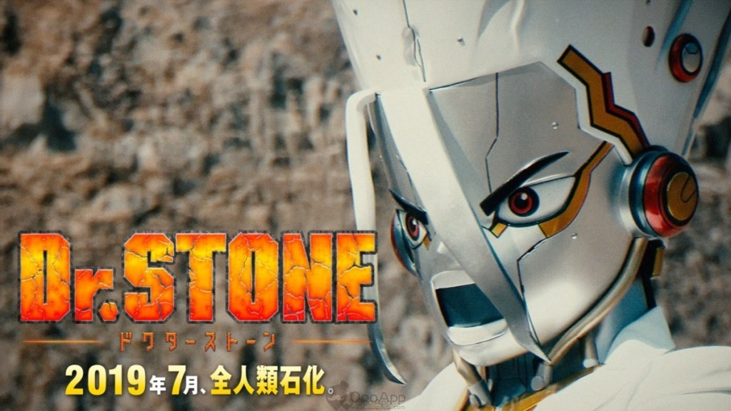 Second Dr. Stone Teaser PV Revaled at AJ2019