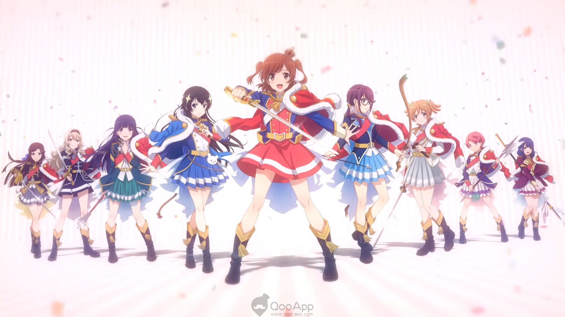 Shojo Kageki Revue Starlight Re LIVE Glober ver. Pre-Registration Begins