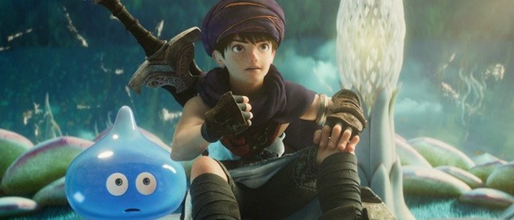 Cast Updates for Dragon Quest: Your Story 3D CG Anime Film