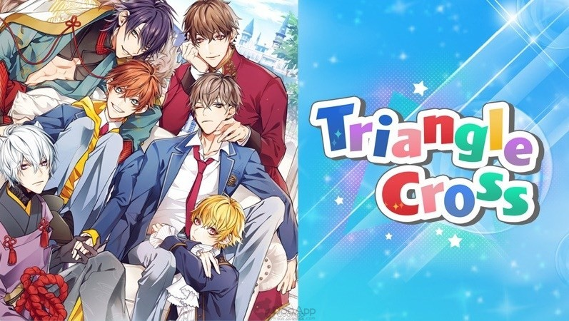 BL Novel Mobile Game Triangle/cross Now Available for Download