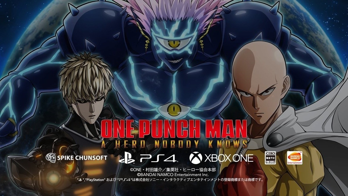 Bandai Namco Announces New One Punch Man Fighting Game