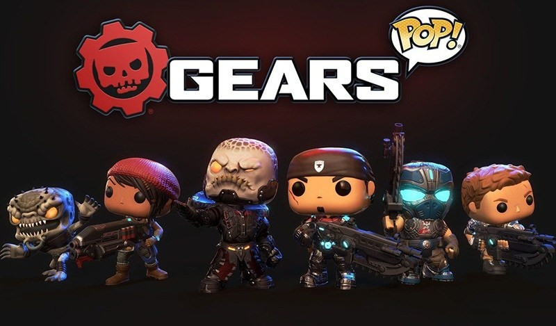 "BOOM!BOOM!BOOM!The Cutest War Game ""Gears POP!"" Comes to Your Phone on 22/8"