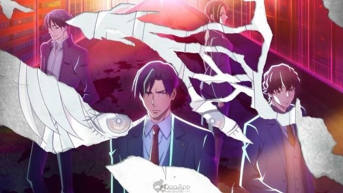 Suspense TV Anime Babylon Reveals Key Visual and 1st PV