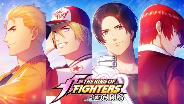 Fighter's Love Coming this Autumn! The King of Fighters for Girls Pre-registration Starts!