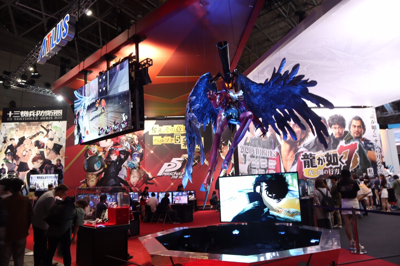 Tokyo Game Show 2019 First Look at All the Booths!