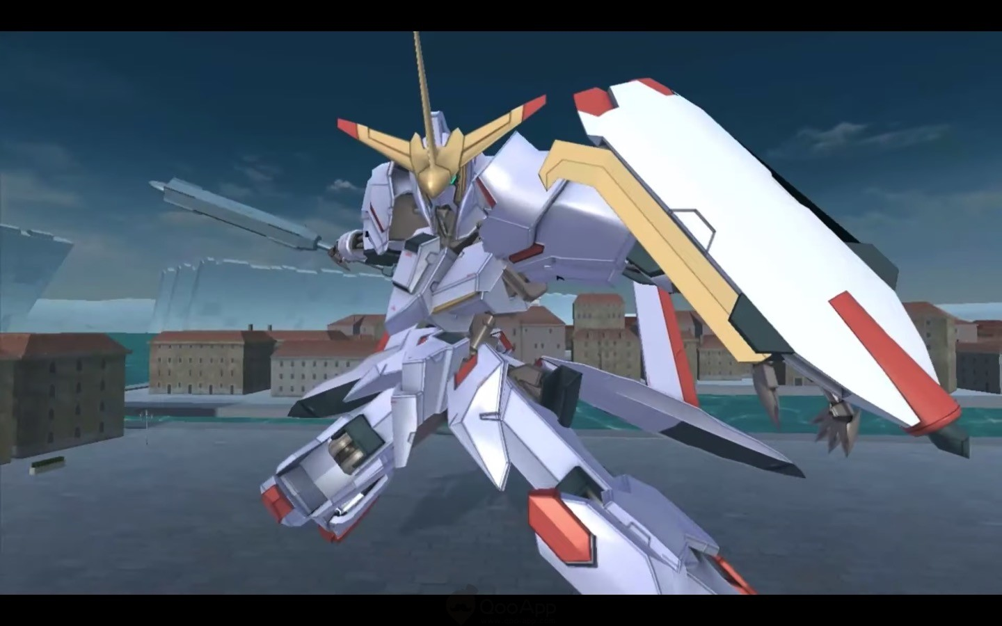Gundam Iron-Blooded Gundam G TGS2019 Corner Reveals Full 3D Graphics!