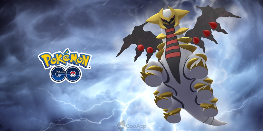 Altered Forme Giratina Returns to Pokemon GO Raids with Shiny