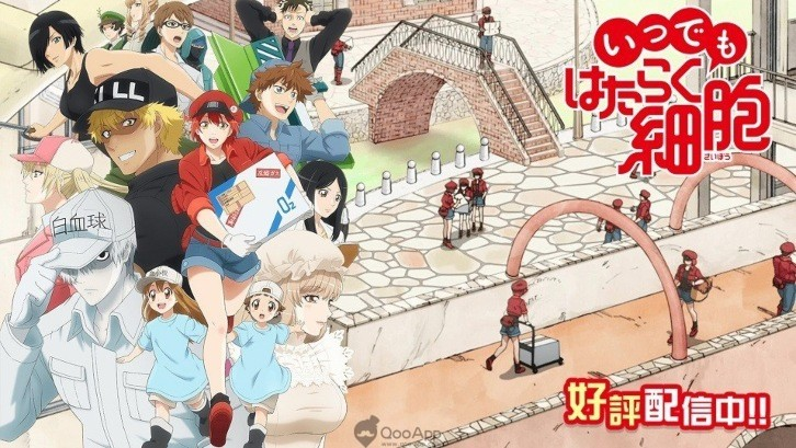 Cells at Work! Mobile Game
