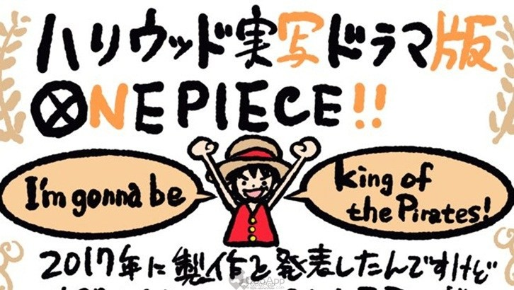 """One Piece"" Live-Action Series Coming to Netflix"
