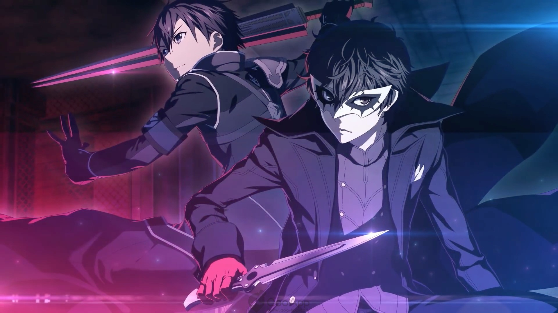 """""""SAO"""" X """"Persona 5 Royal"""" Collaboration Details Revealed!"""