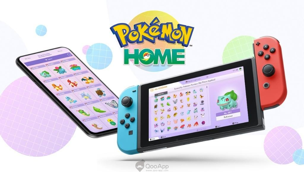 """""""Pokémon Home"""" Now Available on Nintendo Switch and Mobile Devices"""