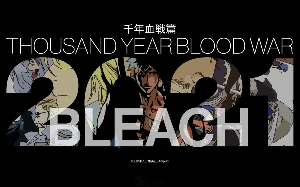 BLEACH The Thousand-Year Blood War Arc Anime Confirmed for 20th Anniversary Project