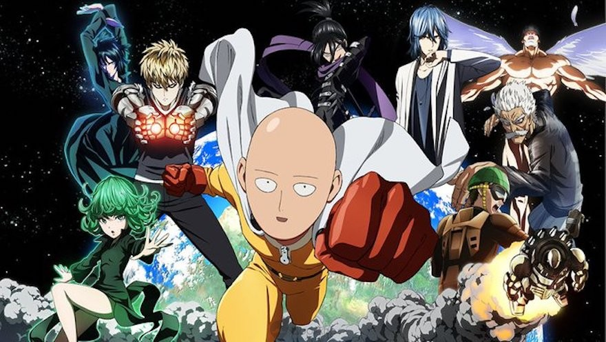 """One-Punch Man"" Confirms Live-Action Film by Sony Pictures"