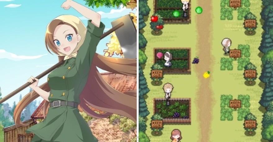 "New ""HameFura"" SLG ""Catarina Farm"" Coming to Smartphones in July!"