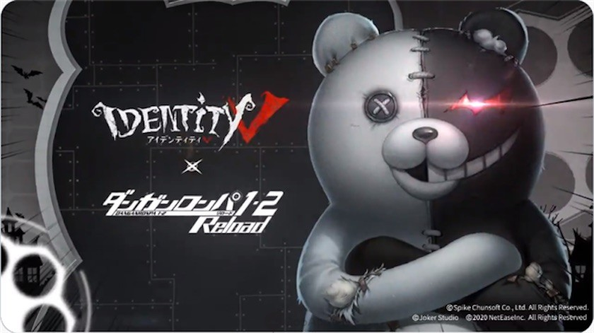 """Identity V"" x ""Danganronpa"" 2nd Collaboration Coming in December 7"