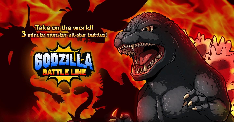 New Godzilla Battle Line Overview Trailer Released