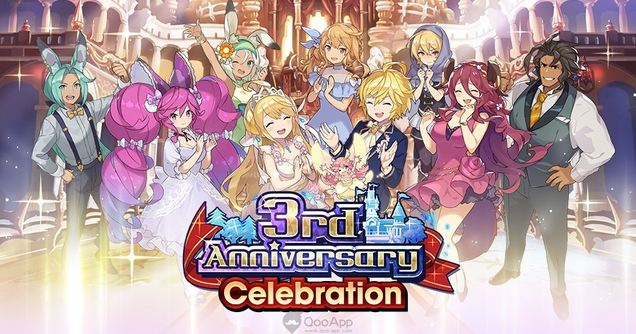 Dragalia Lost 3rd Anniversary Events Starts on September 26! Special Site & Event Details Revealed!