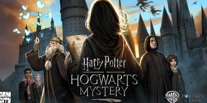 '해리포터: 호그와트 미스터리' 프리 오픈, 금일부터 플레이 가능