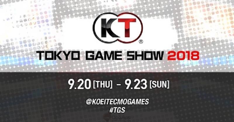 Koei Tecmo 도쿄게임쇼 2018 라인업
