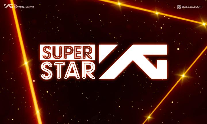 YG 공식 리듬게임 '슈퍼스타 YG' 글로벌 출시!