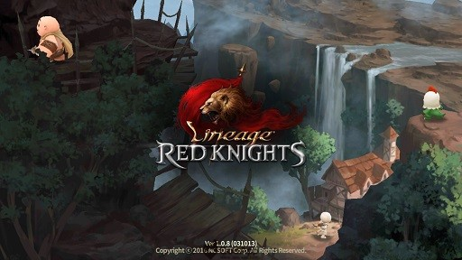 Introduction to NCSOFT's Lineage Red Knight on Mobile