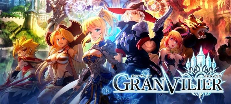 王道幻想RPG新作《遙遠異鄉 Granvilier》雙平台配信開始