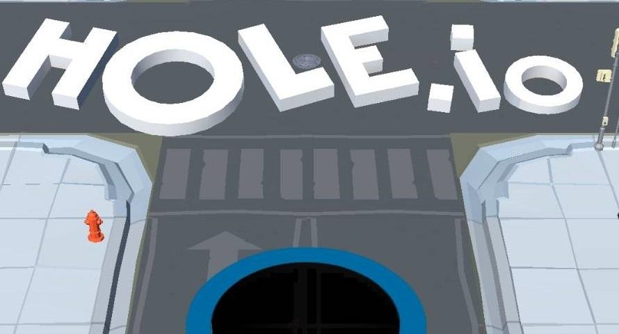 玩起上來有《塊魂》感?日本 iOS 排行榜第一的《Hole.io》今日正式推出 Android 版!
