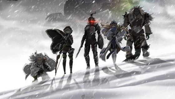 《哥布林殺手》確定製作動畫全新篇章「GOBLIN'S CROWN」於影院上映