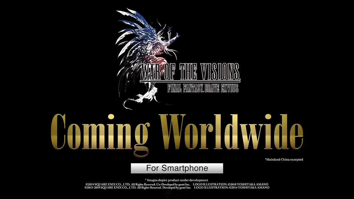 WAR OF THE VISIONS FINAL FANTASY BRAVE EXVIUS